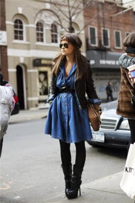 miroslava_duma_denim_skirt_headband