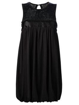 enkel kjole