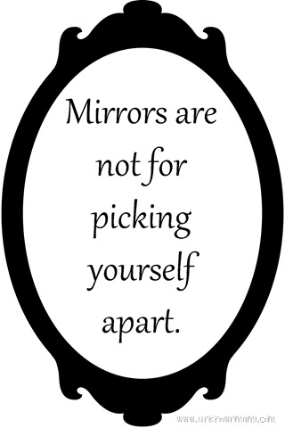 Mirror-quote
