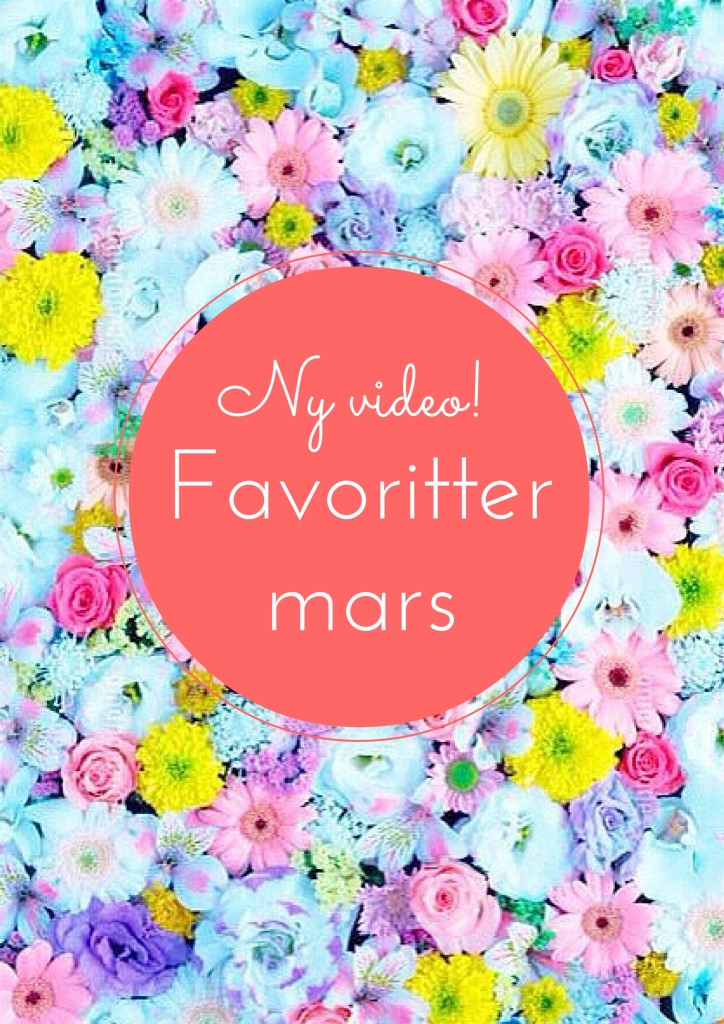 Favoritter for mars!